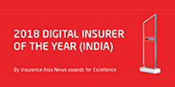 Digital Insurer of the Year 2018 (India)